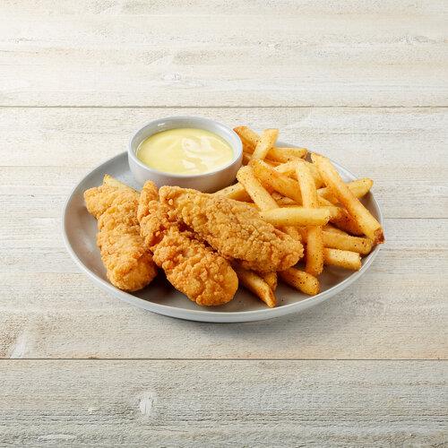 Kid's Crispy Chicken Fingers