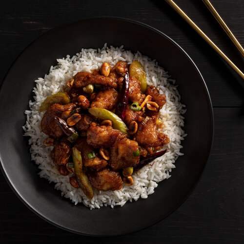 Kung Pao Chicken Bowl