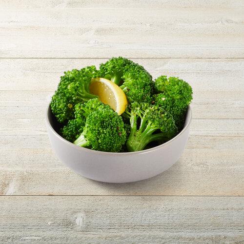 Lemon-Butter Broccoli